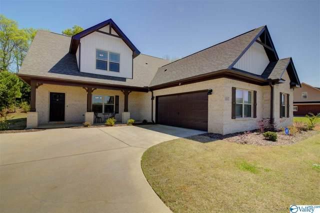 107 Ivy Vine Drive, Toney, AL 35773 (MLS #1779980) :: Southern Shade Realty