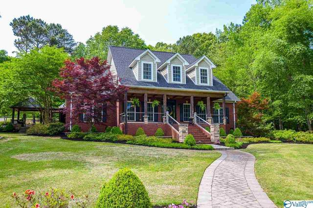 3815 Lakeside Drive, Decatur, AL 35603 (MLS #1780106) :: MarMac Real Estate