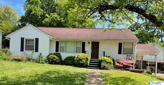2209 California Street, Huntsville, AL 35801 (MLS #1780136) :: The Pugh Group RE/MAX Alliance