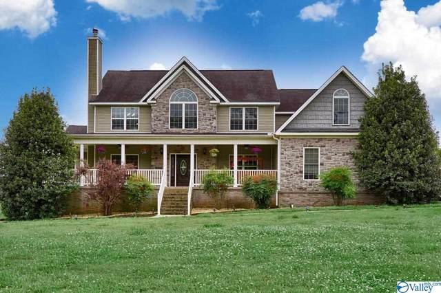 281 Fussy Hill Road, New Market, AL 35761 (MLS #1780261) :: Green Real Estate