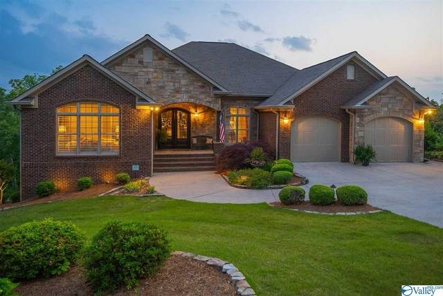 1007 Kemper Circle, Guntersville, AL 35976 (MLS #1780281) :: Dream Big Home Team | Keller Williams
