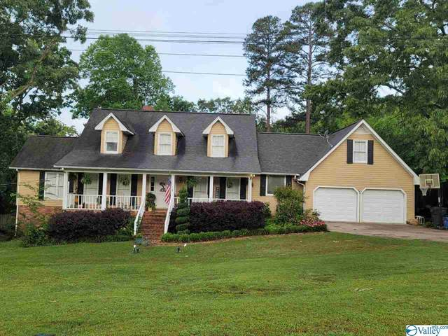 805 Nelson Road, Oxford, AL 36203 (MLS #1780320) :: MarMac Real Estate