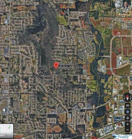 168 Foothill Court, Madison, AL 35758 (MLS #1780335) :: Dream Big Home Team | Keller Williams
