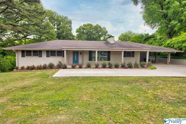 1842 Hermitage Drive, Florence, AL 35630 (MLS #1780361) :: Green Real Estate