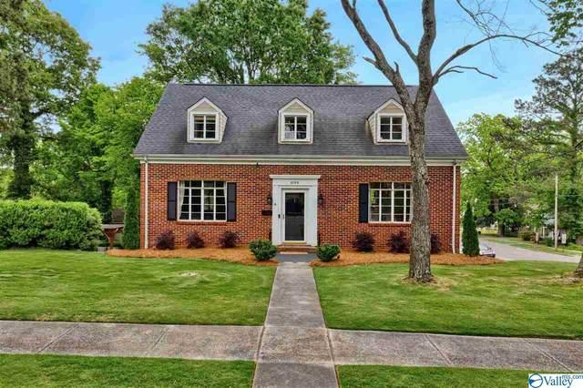 809 Randall Street, Gadsden, AL 35901 (MLS #1780374) :: Green Real Estate