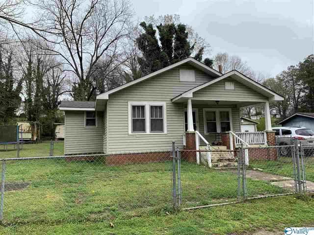 2425 Helton Avenue, Gadsden, AL 35904 (MLS #1780423) :: Legend Realty