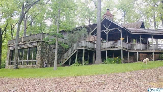 1105 Shady Creek Circle, Boaz, AL 35957 (MLS #1780432) :: MarMac Real Estate