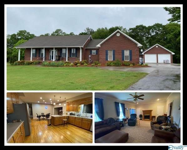35 Hamby Road, Albertville, AL 35951 (MLS #1780435) :: MarMac Real Estate