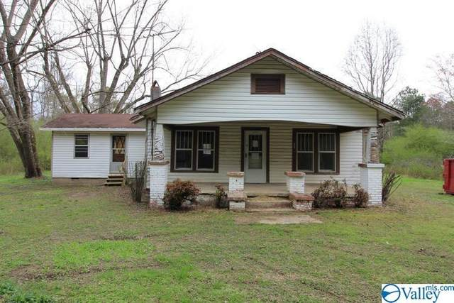 8084 Alabama Highway 40, Henager, AL 35978 (MLS #1780522) :: Amanda Howard Sotheby's International Realty
