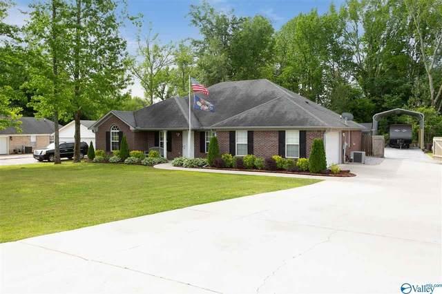 406 Dan Crutcher Road, Toney, AL 35773 (MLS #1780552) :: MarMac Real Estate
