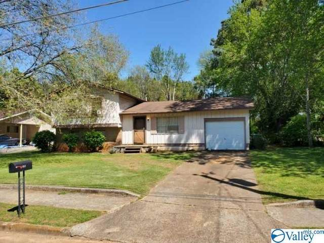 412 N Edgemont Circle, Huntsville, AL 35811 (MLS #1780619) :: The Pugh Group RE/MAX Alliance