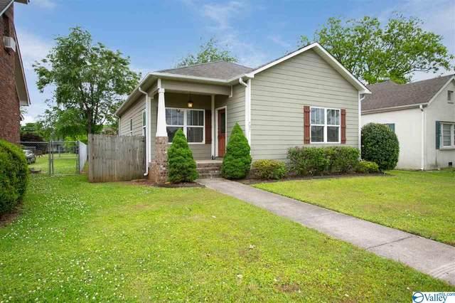 702 Oakwood Avenue, Huntsville, AL 35811 (MLS #1780640) :: Amanda Howard Sotheby's International Realty