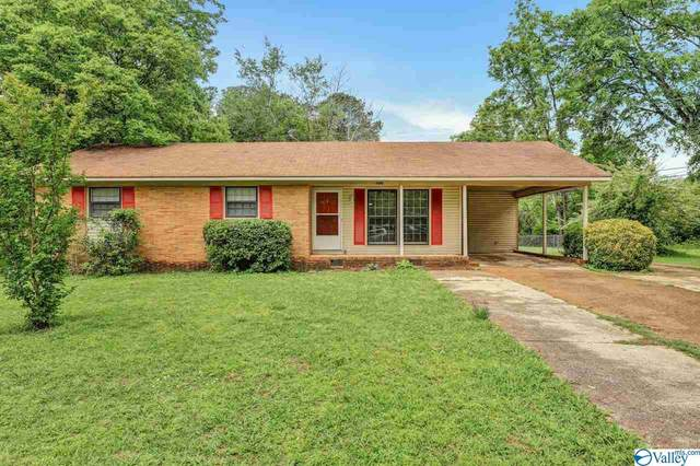 2111 Shady Lane Circle, Huntsville, AL 35810 (MLS #1780643) :: MarMac Real Estate