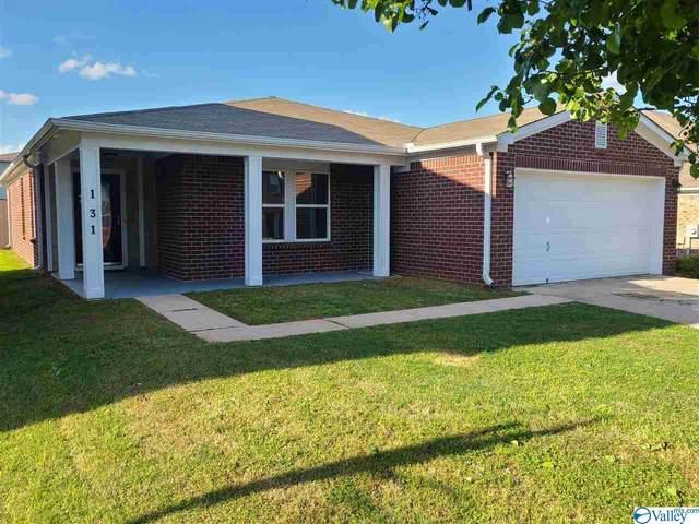 131 Olympia Drive, Meridianville, AL 35759 (MLS #1780675) :: RE/MAX Distinctive | Lowrey Team