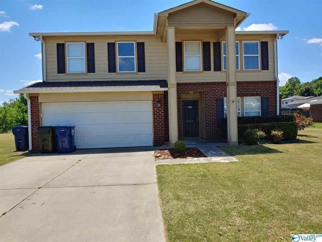 133 Ranier Street, Meridianville, AL 35759 (MLS #1780693) :: MarMac Real Estate