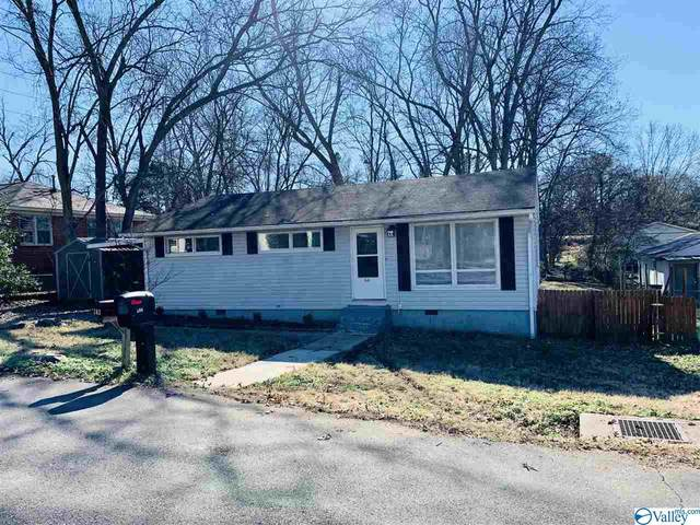 203 Treymore Avenue, Huntsville, AL 35811 (MLS #1780698) :: Legend Realty