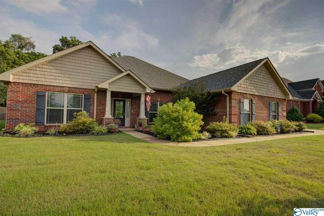 166 Inspirational Drive, Meridianville, AL 35759 (MLS #1780716) :: LocAL Realty