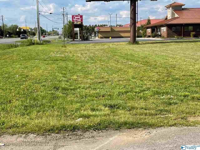0 South Memorial Parkway, Huntsville, AL 35803 (MLS #1780723) :: RE/MAX Distinctive | Lowrey Team