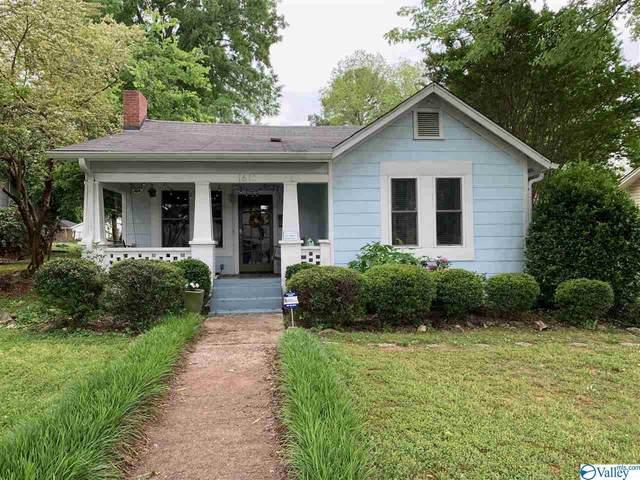 1610 NE Pratt Avenue, Huntsville, AL 35801 (MLS #1780740) :: RE/MAX Distinctive | Lowrey Team