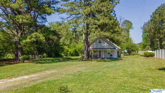 14 County Road 1005, Fort Payne, AL 35967 (MLS #1780748) :: RE/MAX Distinctive | Lowrey Team