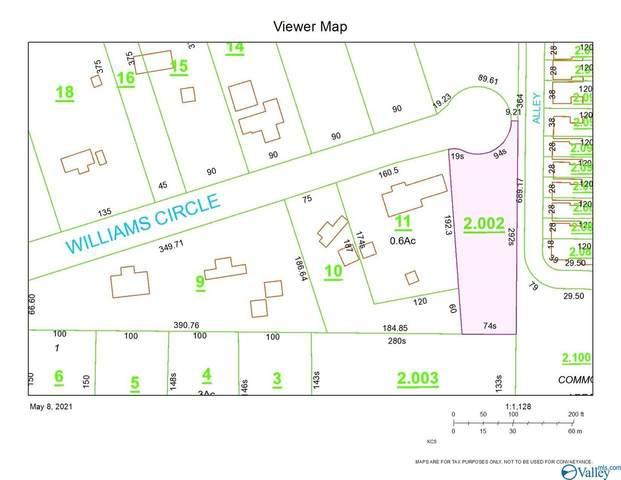 0 Martin Road, Huntsville, AL 35824 (MLS #1780749) :: RE/MAX Distinctive | Lowrey Team