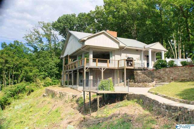 8000 Wyeth Rock Road, Guntersville, AL 35976 (MLS #1780781) :: Dream Big Home Team | Keller Williams
