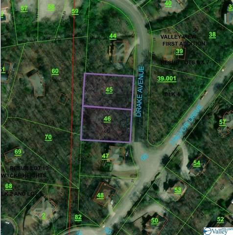 0 Drake Avenue, Huntsville, AL 35802 (MLS #1780790) :: RE/MAX Distinctive | Lowrey Team
