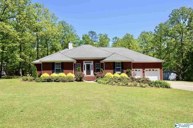 190 County Road 461, Centre, AL 35960 (MLS #1780832) :: Green Real Estate