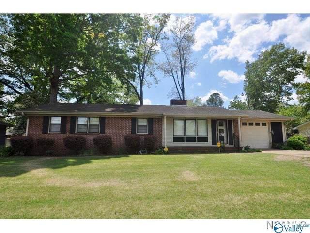 302 Wheeler Street, Hartselle, AL 35640 (MLS #1780910) :: MarMac Real Estate