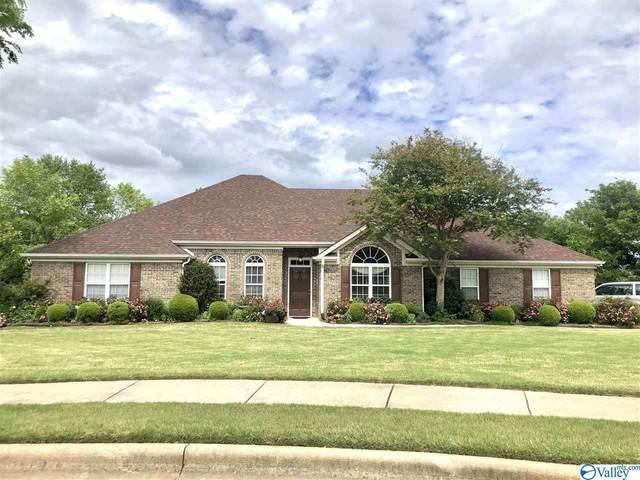 83 Manor House Drive, Huntsville, AL 35811 (MLS #1780929) :: Southern Shade Realty