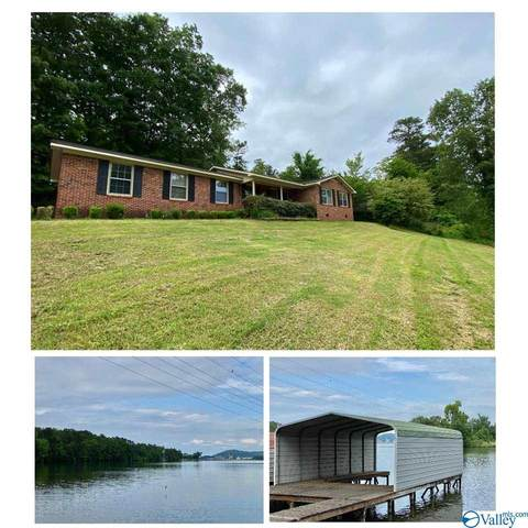 3108 Sunrise Drive, Guntersville, AL 35976 (MLS #1780941) :: Green Real Estate