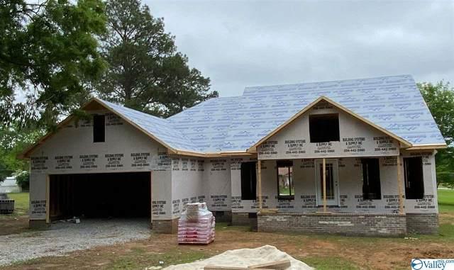 2409 Walker Drive, Hokes Bluff, AL 35903 (MLS #1781002) :: Green Real Estate