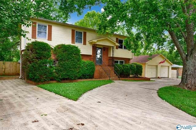 5003 Nancy Circle, Huntsville, AL 35811 (MLS #1781046) :: MarMac Real Estate
