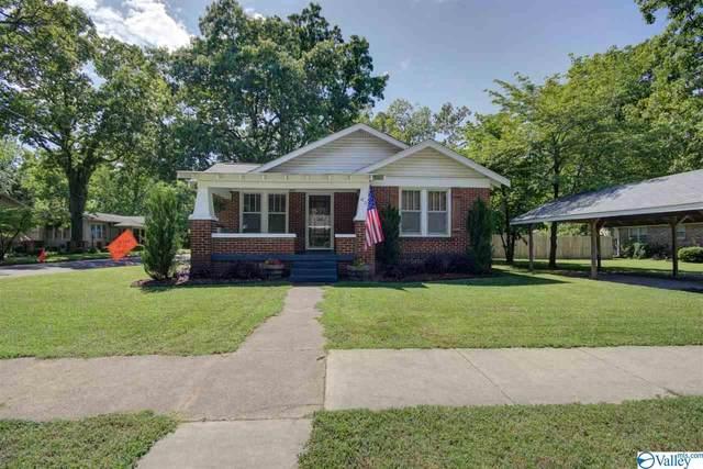 823 8th Avenue, Decatur, AL 35601 (MLS #1781065) :: Dream Big Home Team | Keller Williams