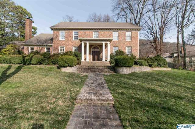 1907 Chippendale Drive, Huntsville, AL 35801 (MLS #1781068) :: Coldwell Banker of the Valley