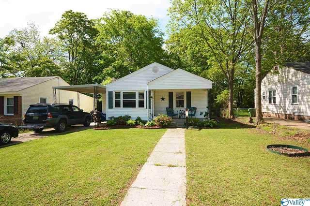 3809 8th Avenue, Huntsville, AL 35805 (MLS #1781084) :: Green Real Estate