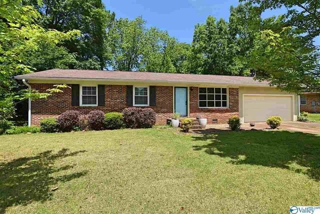 10020 Camille Drive, Huntsville, AL 35803 (MLS #1781096) :: Green Real Estate