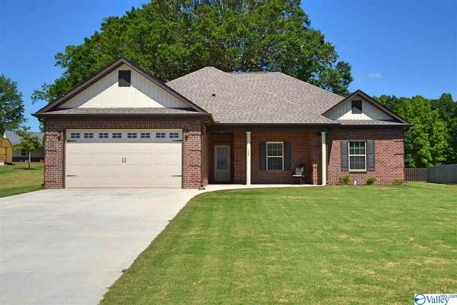 106 Nicholas View Lane, Hazel Green, AL 35750 (MLS #1781100) :: Green Real Estate