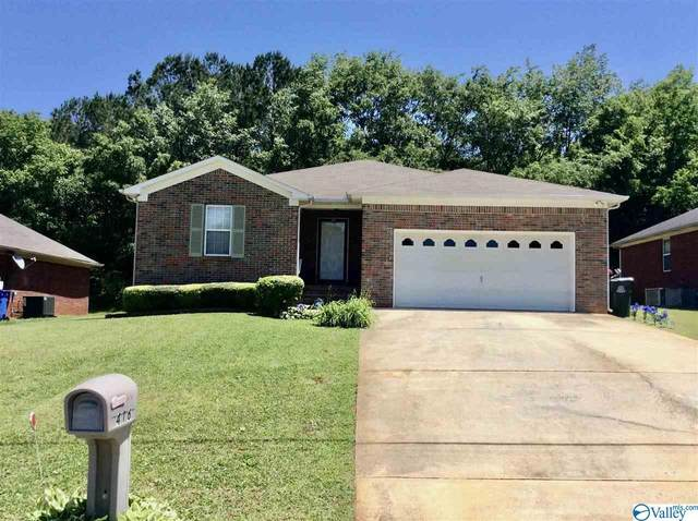 416 Skyview Drive, Athens, AL 35611 (MLS #1781131) :: Dream Big Home Team | Keller Williams