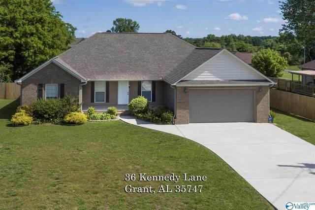 36 Kennedy Lane, Grant, AL 35747 (MLS #1781158) :: Dream Big Home Team | Keller Williams