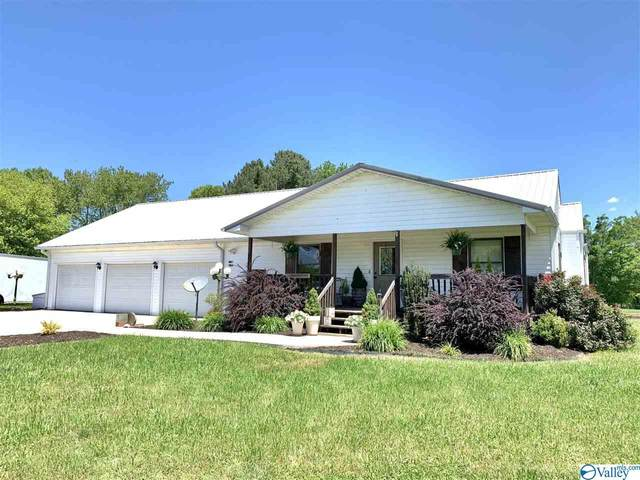 401 Dilbeck Road, Rainsville, AL 35986 (MLS #1781192) :: RE/MAX Unlimited
