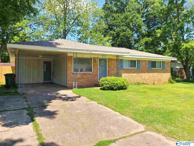 3008 Holiday Drive, Huntsville, AL 35805 (MLS #1781196) :: Coldwell Banker of the Valley