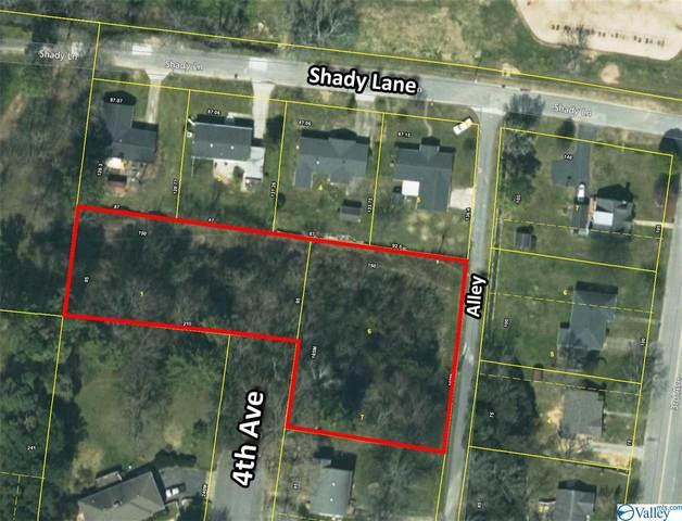 0 4th Avenue, Fayetteville, TN 37334 (MLS #1781218) :: Green Real Estate