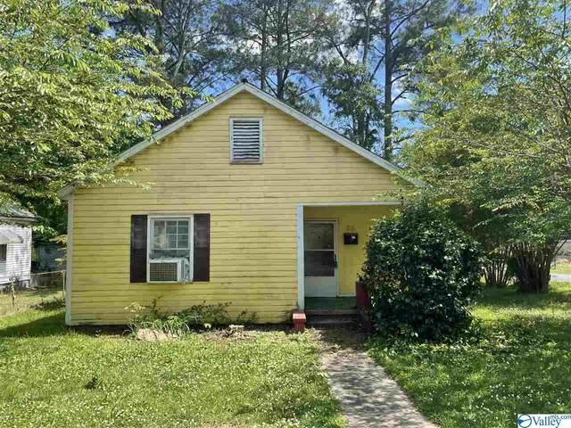 35 E Wilkinson Avenue, Gadsden, AL 35904 (MLS #1781293) :: Southern Shade Realty