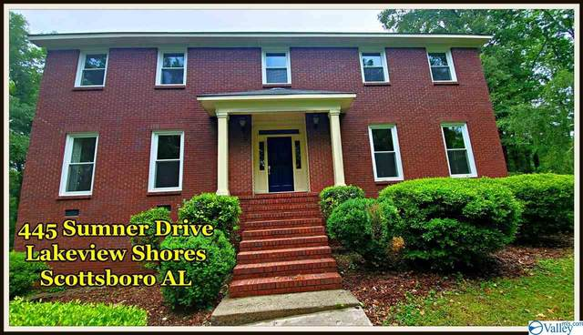 445 Sumner Drive, Scottsboro, AL 35769 (MLS #1781361) :: Rebecca Lowrey Group