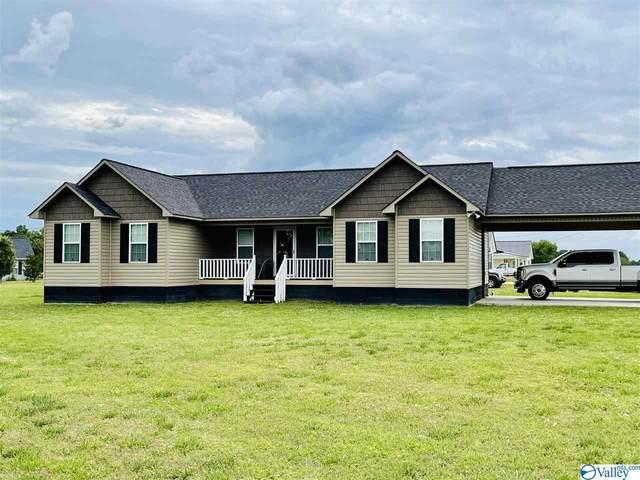 1630 County Road 40, Centre, AL 35960 (MLS #1781496) :: Green Real Estate