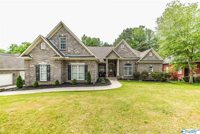 106 Berry Creek Drive, Harvest, AL 35749 (MLS #1781524) :: Coldwell Banker of the Valley