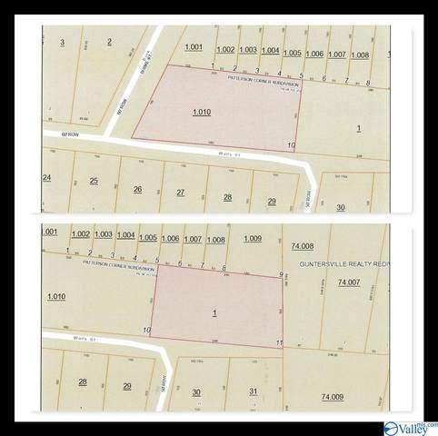 LOT 10&11 Walls Street, Guntersville, AL 35976 (MLS #1781567) :: Green Real Estate