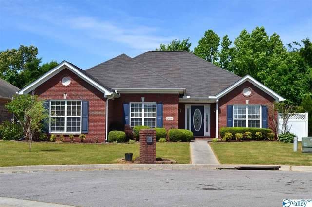 2901 Waverly Drive, Decatur, AL 35603 (MLS #1781571) :: Amanda Howard Sotheby's International Realty