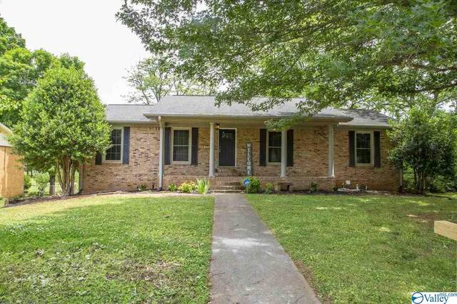 2102 Seyforth Drive, Huntsville, AL 35811 (MLS #1781641) :: Amanda Howard Sotheby's International Realty